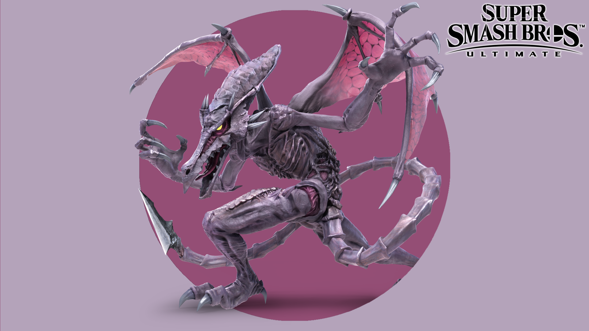 Super Smash Bros Ultimate Ridley Wallpaper Hd Wallpaper Background Image 1920x1080 Id 930722 Wallpaper Abyss