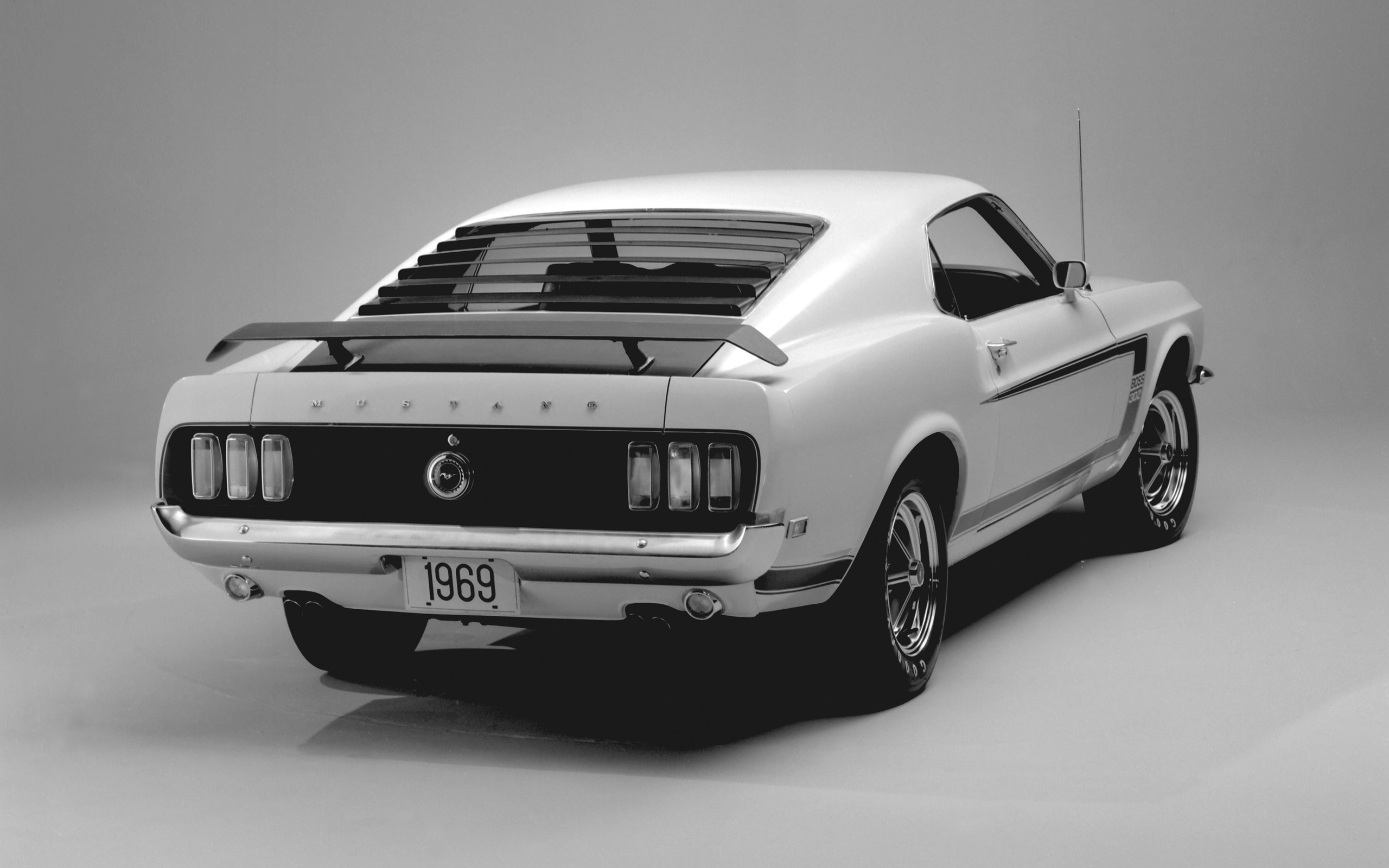 1969 Ford Mustang Boss 302 Hd Wallpaper Background Image Muscle Car Wallpapers Id930982