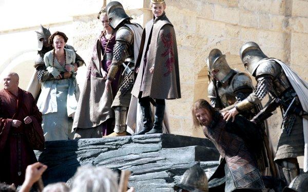 TV Show Game Of Thrones Sansa Stark Lord Varys Cersei Lannister Joffrey Baratheon Eddard Stark HD Wallpaper   Background Image