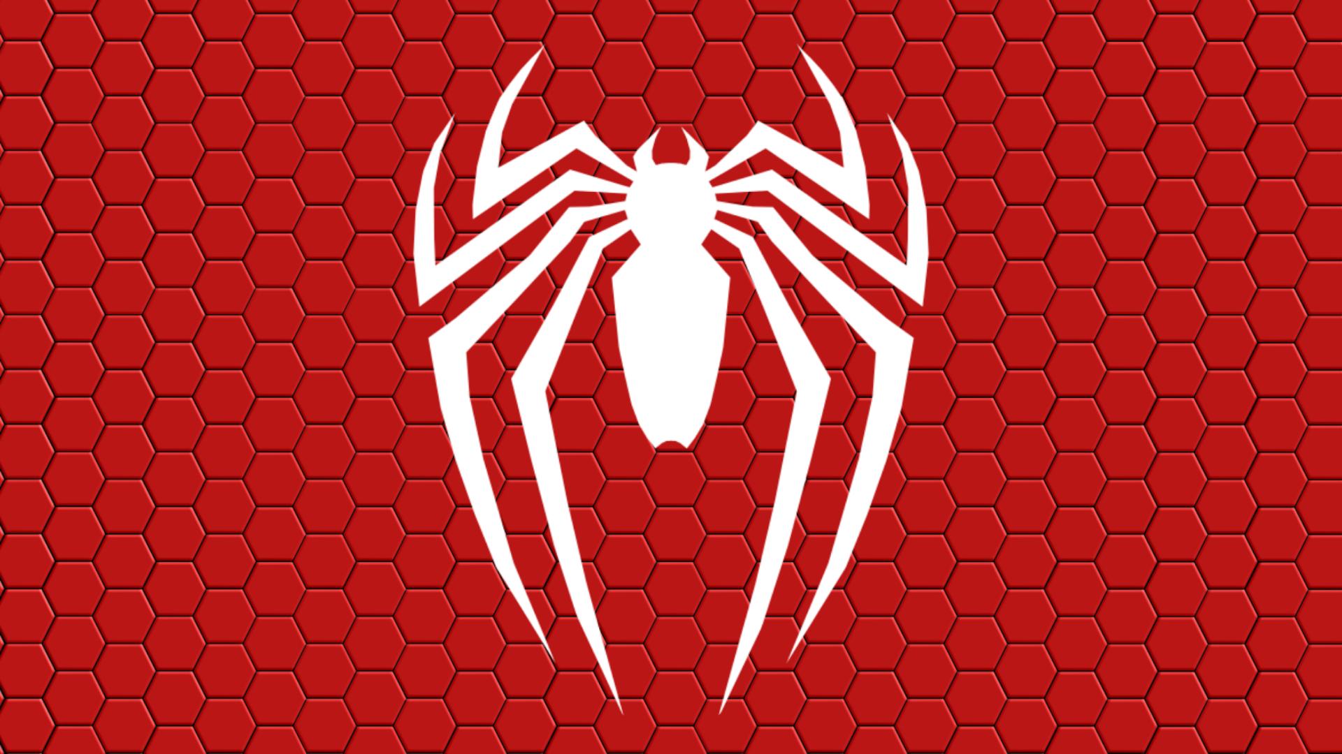 Spider Man Ps4 New Logo Wallpaper Fondo De Pantalla Hd