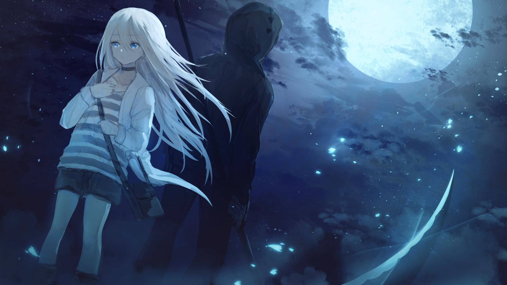 Angels Of Death Anime Wallpaper Hd Popular Desktop Wallpaper
