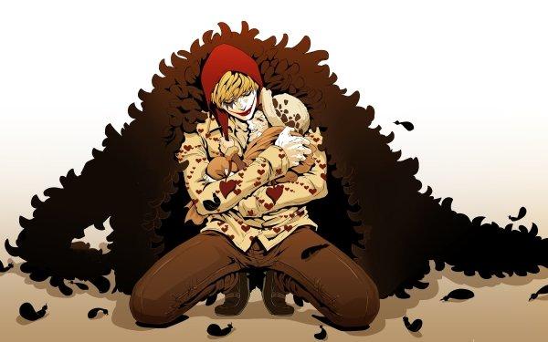Anime One Piece Donquixote Rosinante HD Wallpaper | Background Image