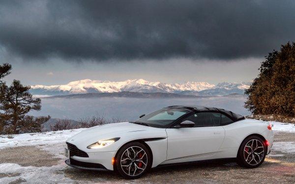 Vehicles Aston Martin DB11 Aston Martin Car White Car Grand Tourer HD Wallpaper   Background Image