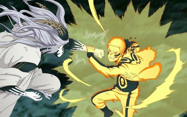 Anime Boruto Naruto Momoshiki Ōtsutsuki Naruto Uzumaki HD Wallpaper | Background Image