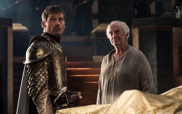 TV Show Game Of Thrones Jaime Lannister High Sparrow Nikolaj Coster-Waldau Jonathan Pryce HD Wallpaper | Background Image