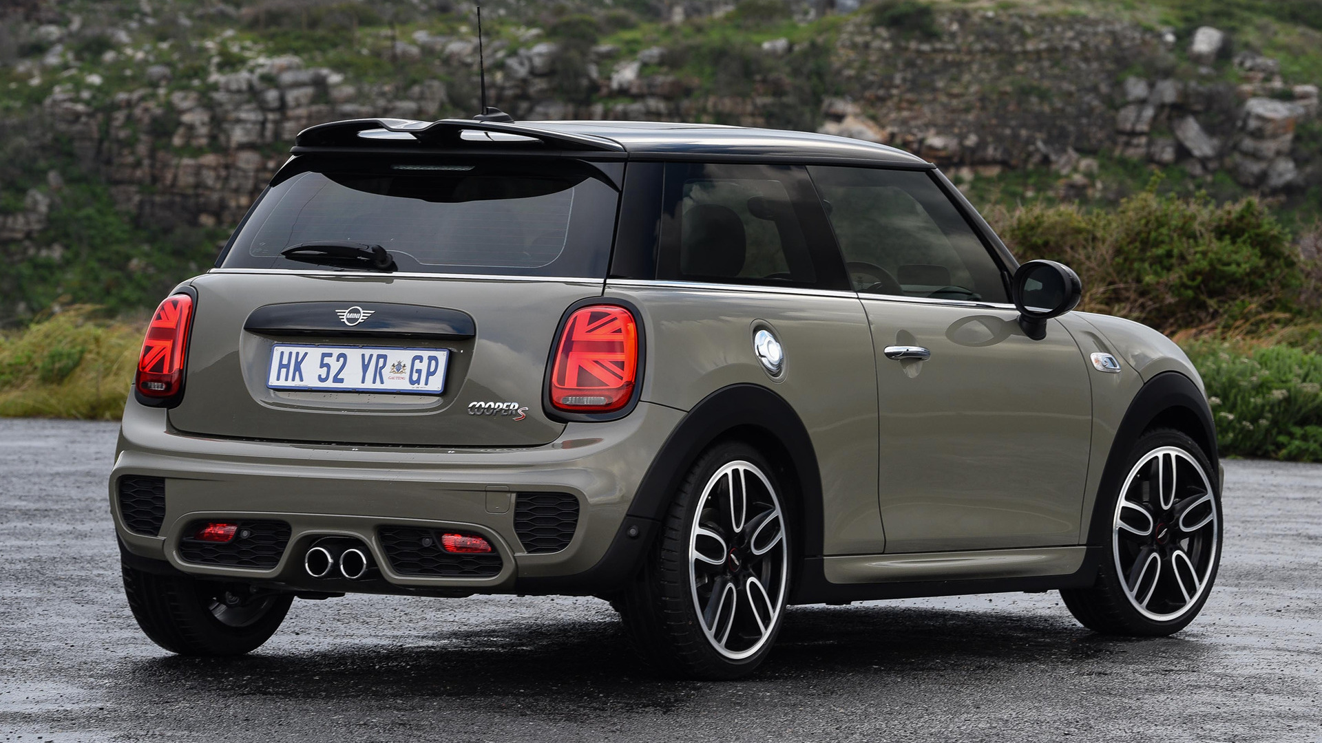 2018 Mini Cooper S Jcw Package Hd Wallpaper Background Image