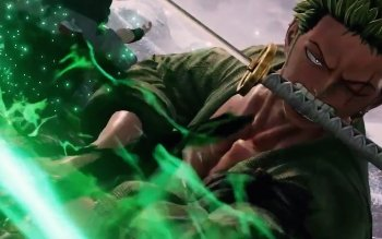 Ultra Hd Zoro One Piece Wallpaper 4k