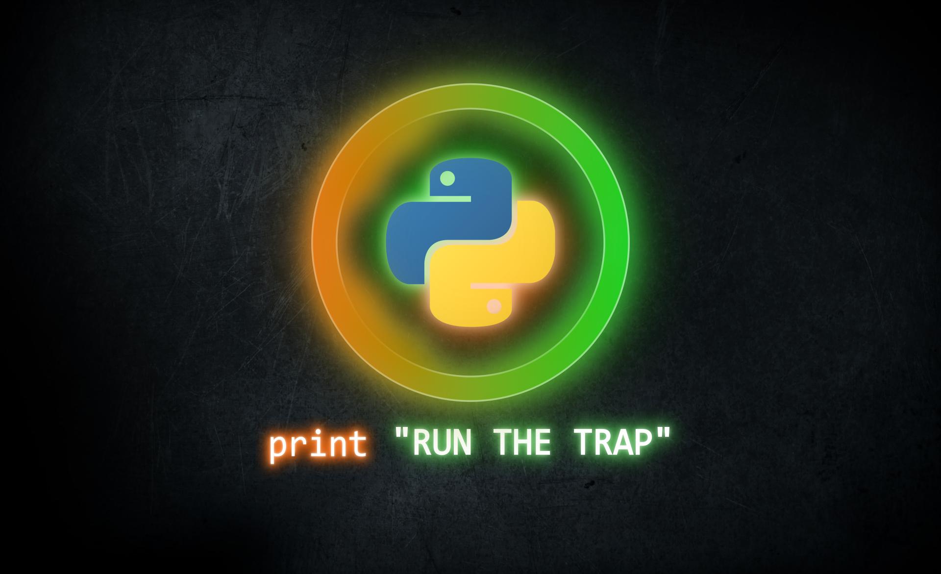 Python Run The Trap 8k Ultra Hd Wallpaper Background Image