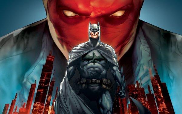 Movie Batman: Under the Red Hood Batman Movies Red Hood DC Comics Bruce Wayne Jason Todd Superhero HD Wallpaper | Background Image