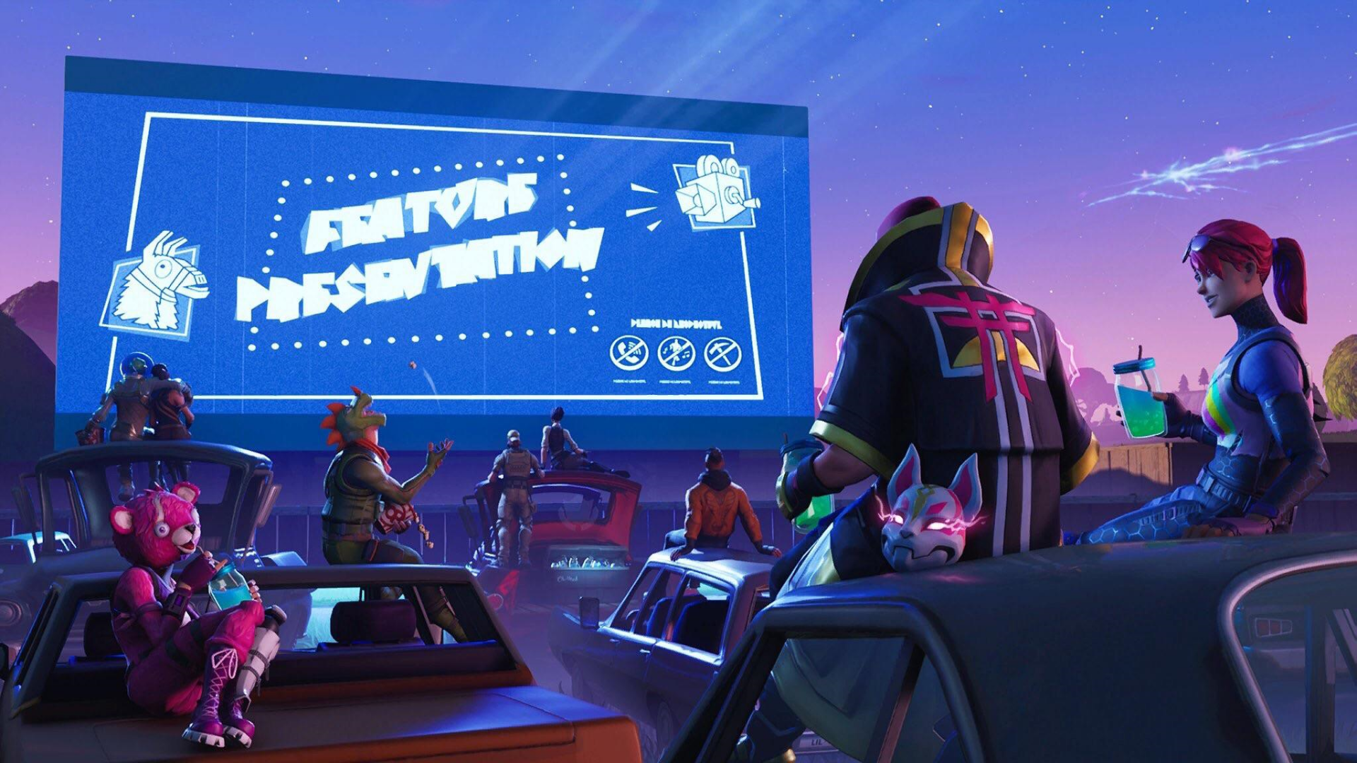 Fortnite Hd Wallpaper Background Image 1920x1080 Id 940666 Wallpaper Abyss
