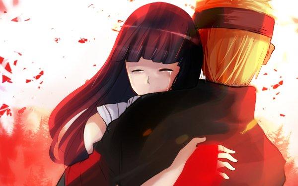 Anime Naruto Naruto Uzumaki Hinata Hyuga HD Wallpaper | Background Image