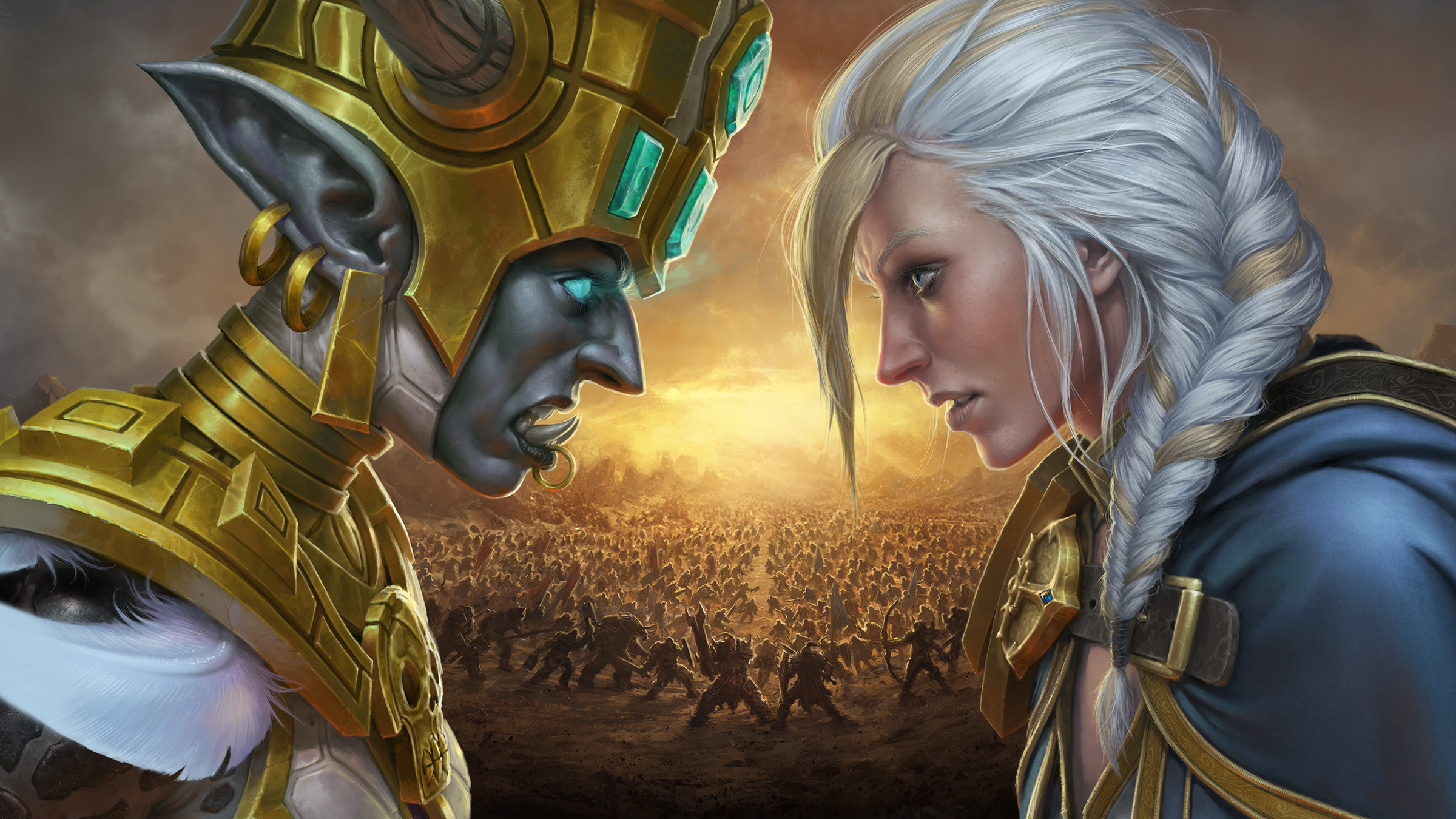 World Of Warcraft: Battle For Azeroth HD Wallpaper