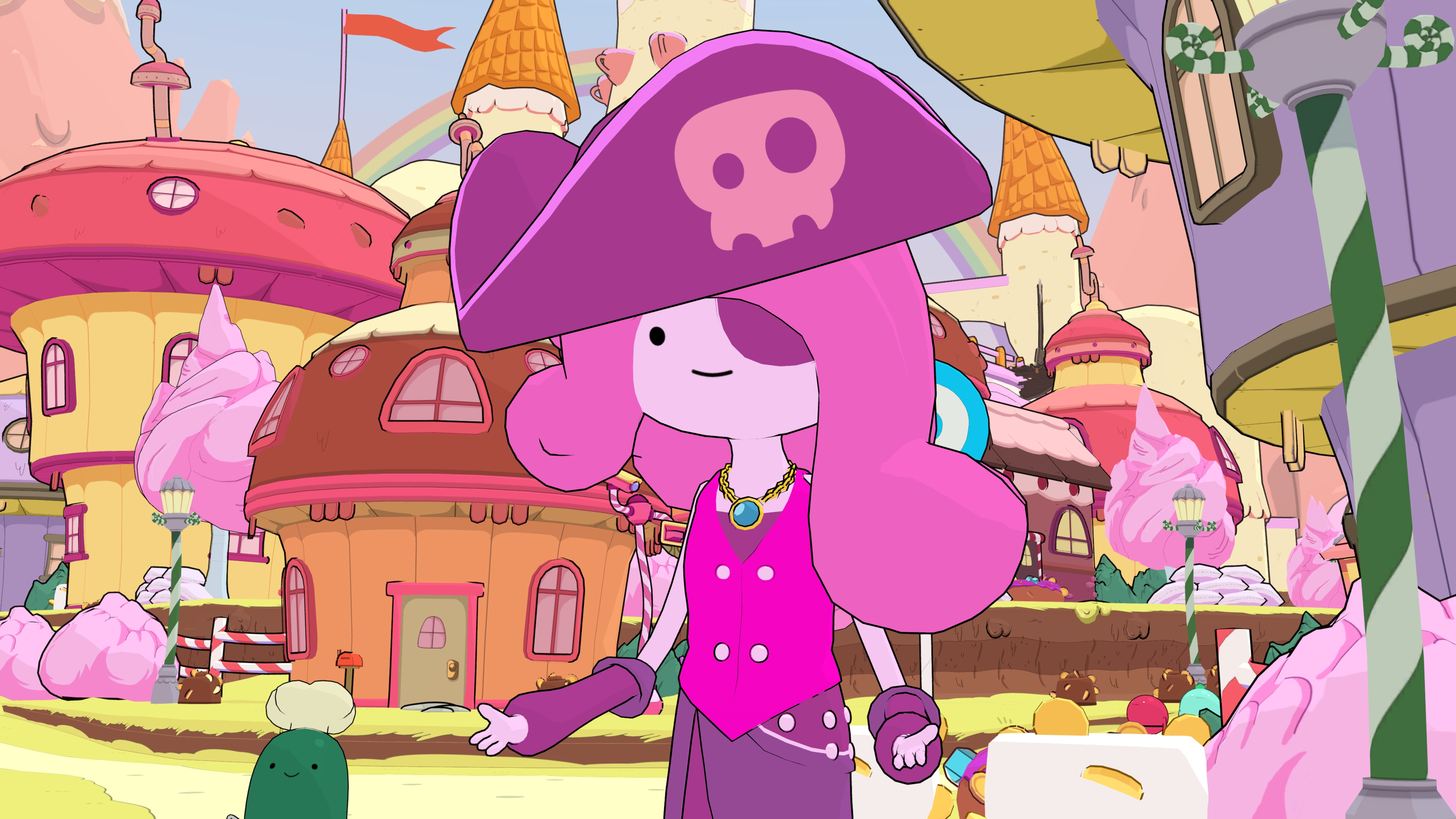 Adventure Time Pirates Of The Enchiridion 4k Ultra Hd Wallpaper