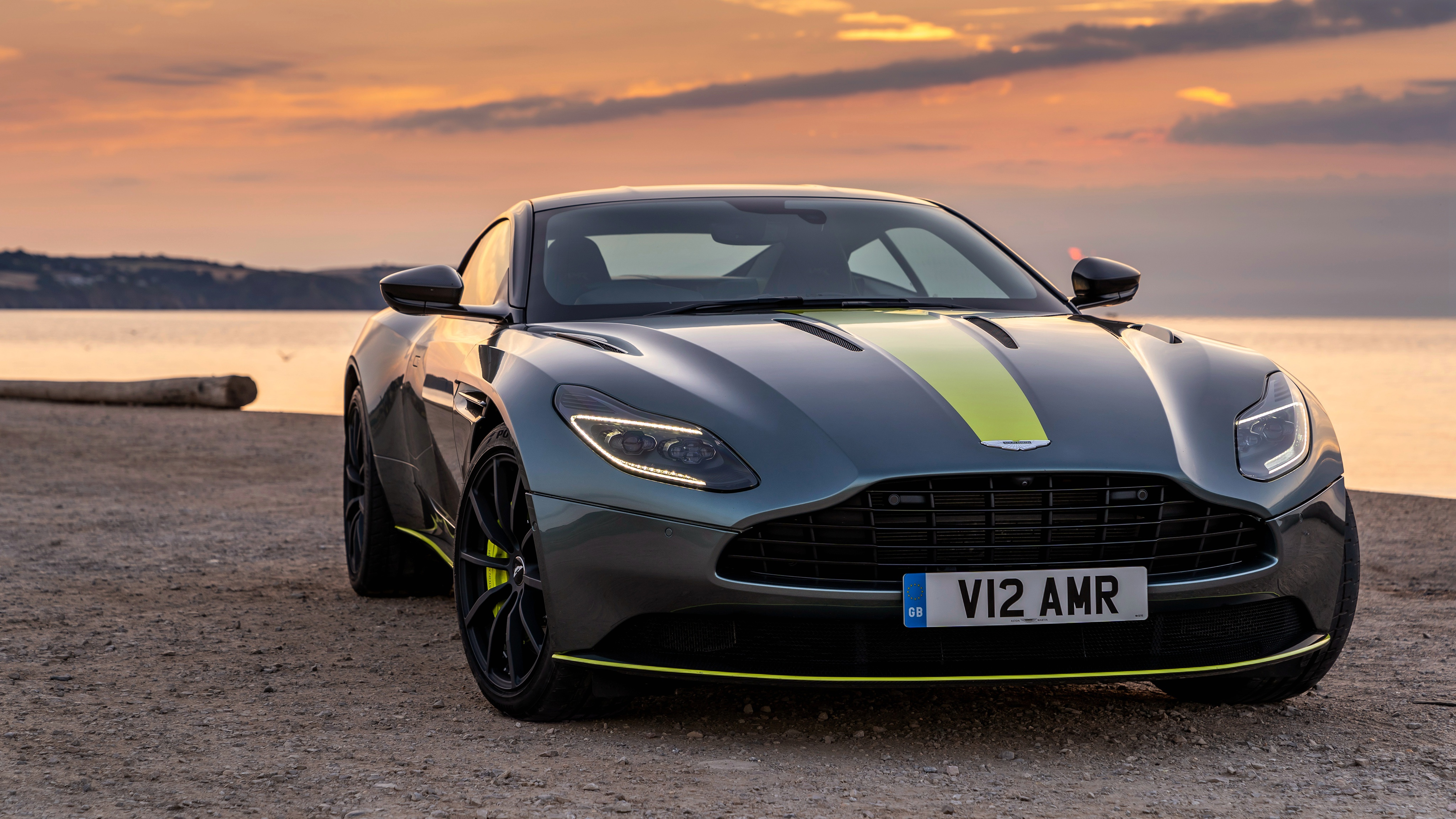 Aston Martin Db11 4k Ultra Hd Wallpaper Background Image
