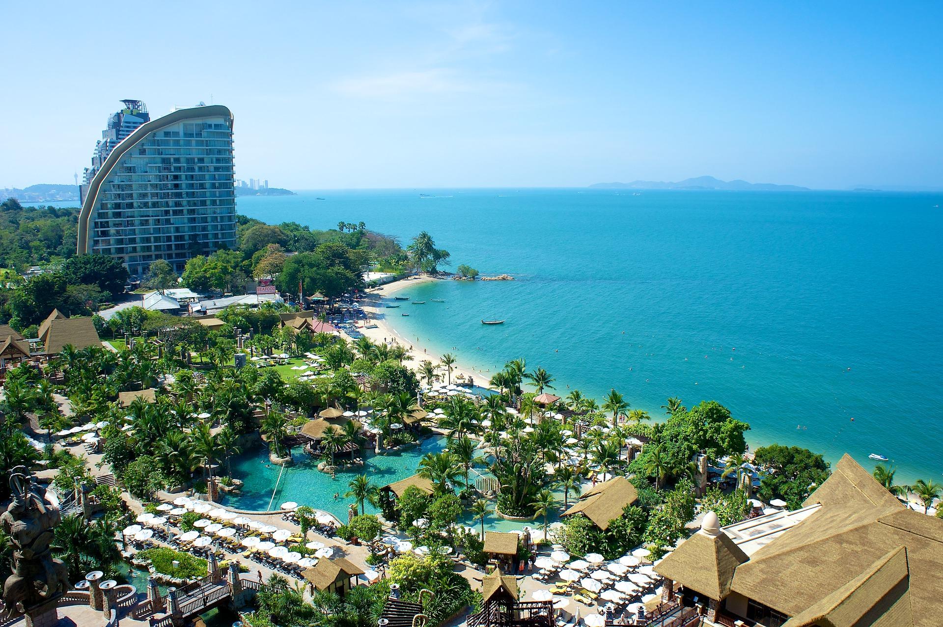 Картинки по запросу Centara Grand Mirage Beach Resort
