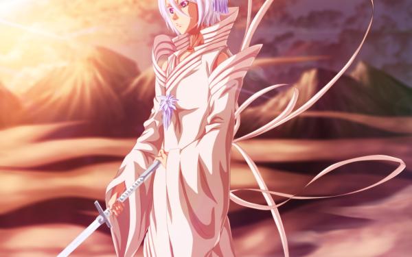 Anime Bleach Rukia Kuchiki Bankai HD Wallpaper | Background Image