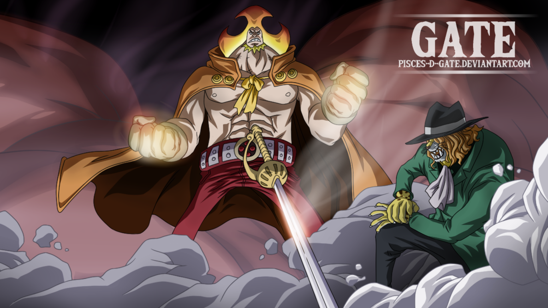 1 Pedro (One Piece) HD Wallpapers