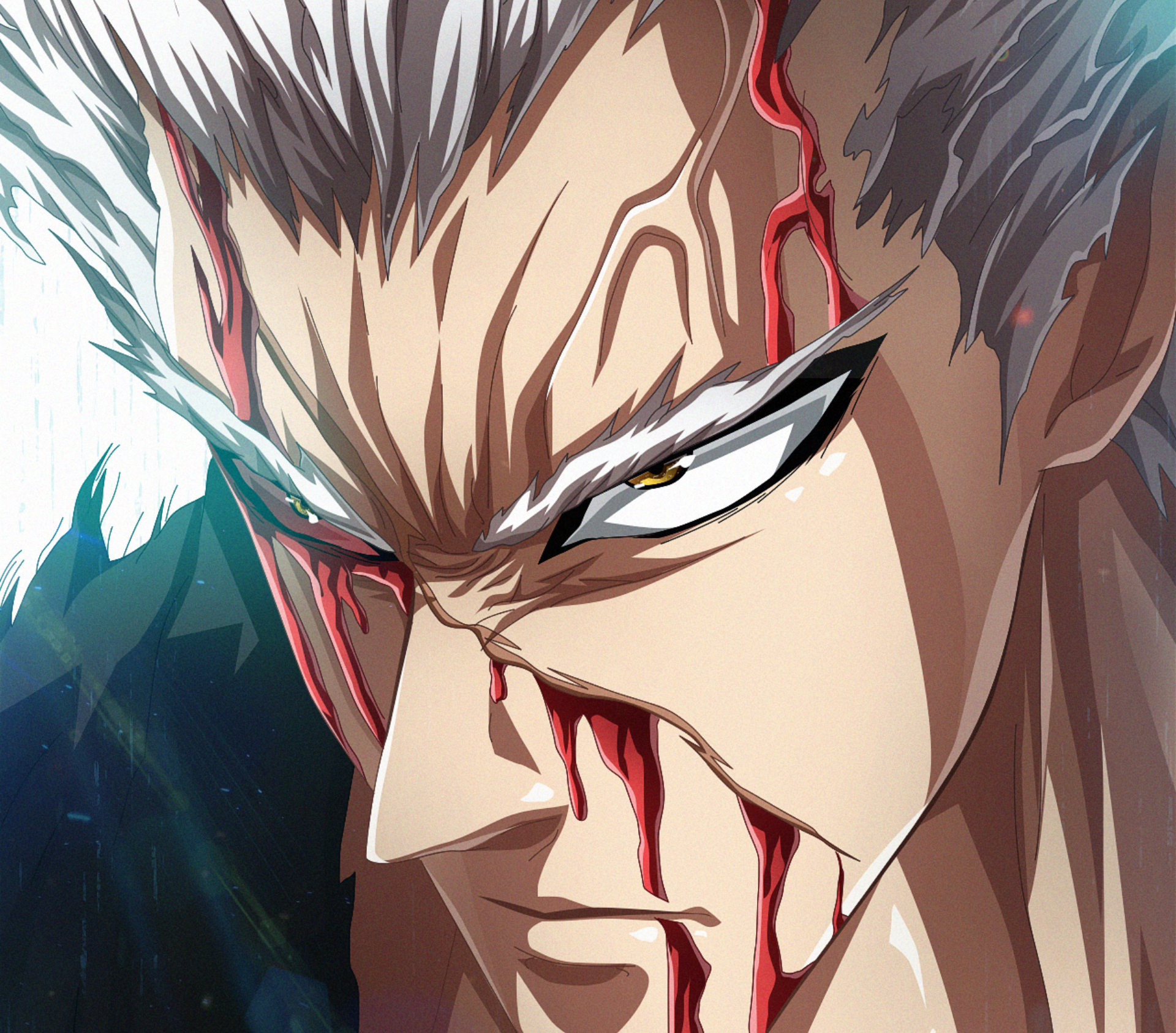 One Punch Man Hd Wallpaper Background Image 1920x1686 Id