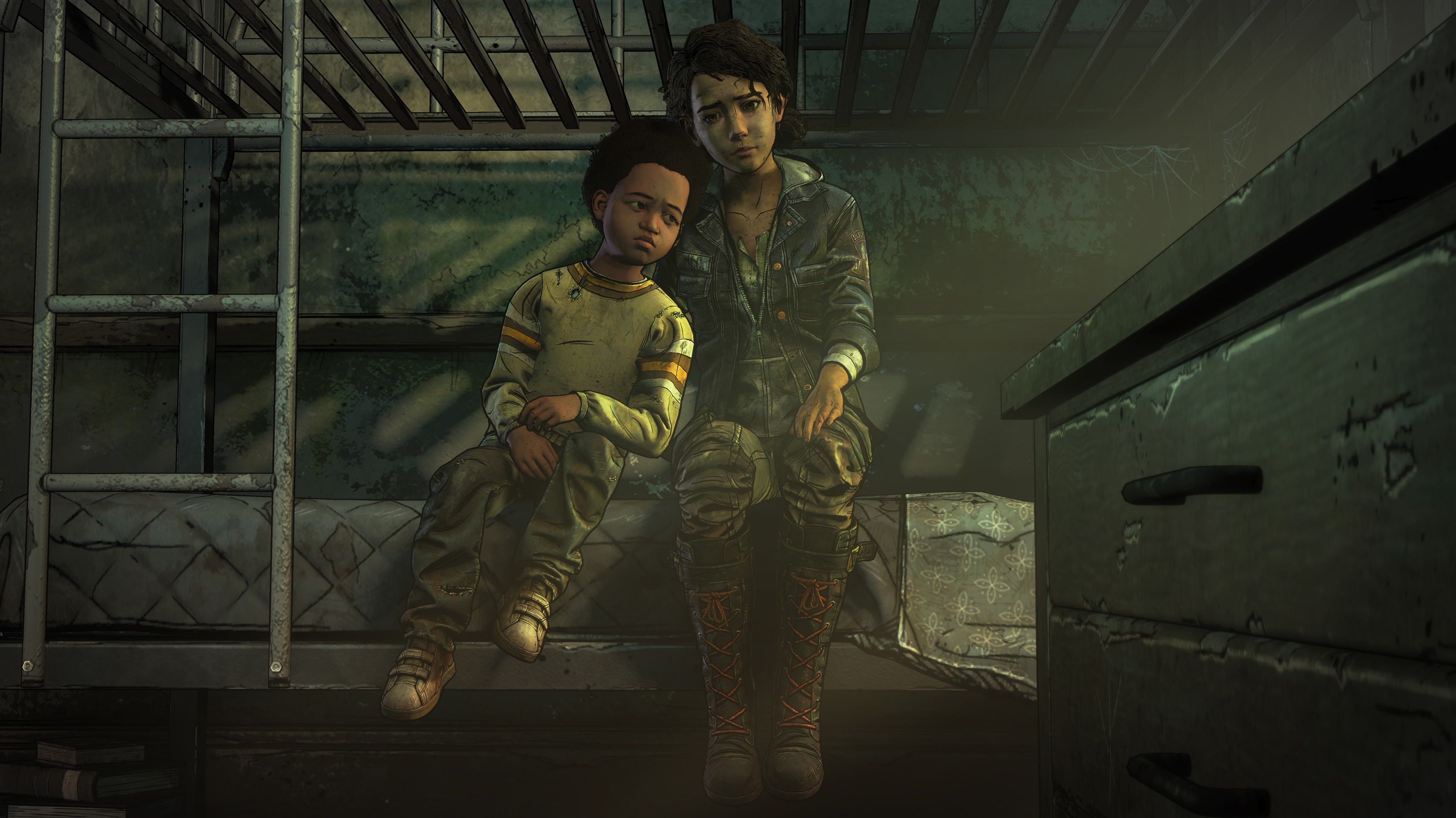 The Walking Dead The Final Season A J Clementine Hd Wallpaper Background Image 3500x1967 Id 947997 Wallpaper Abyss