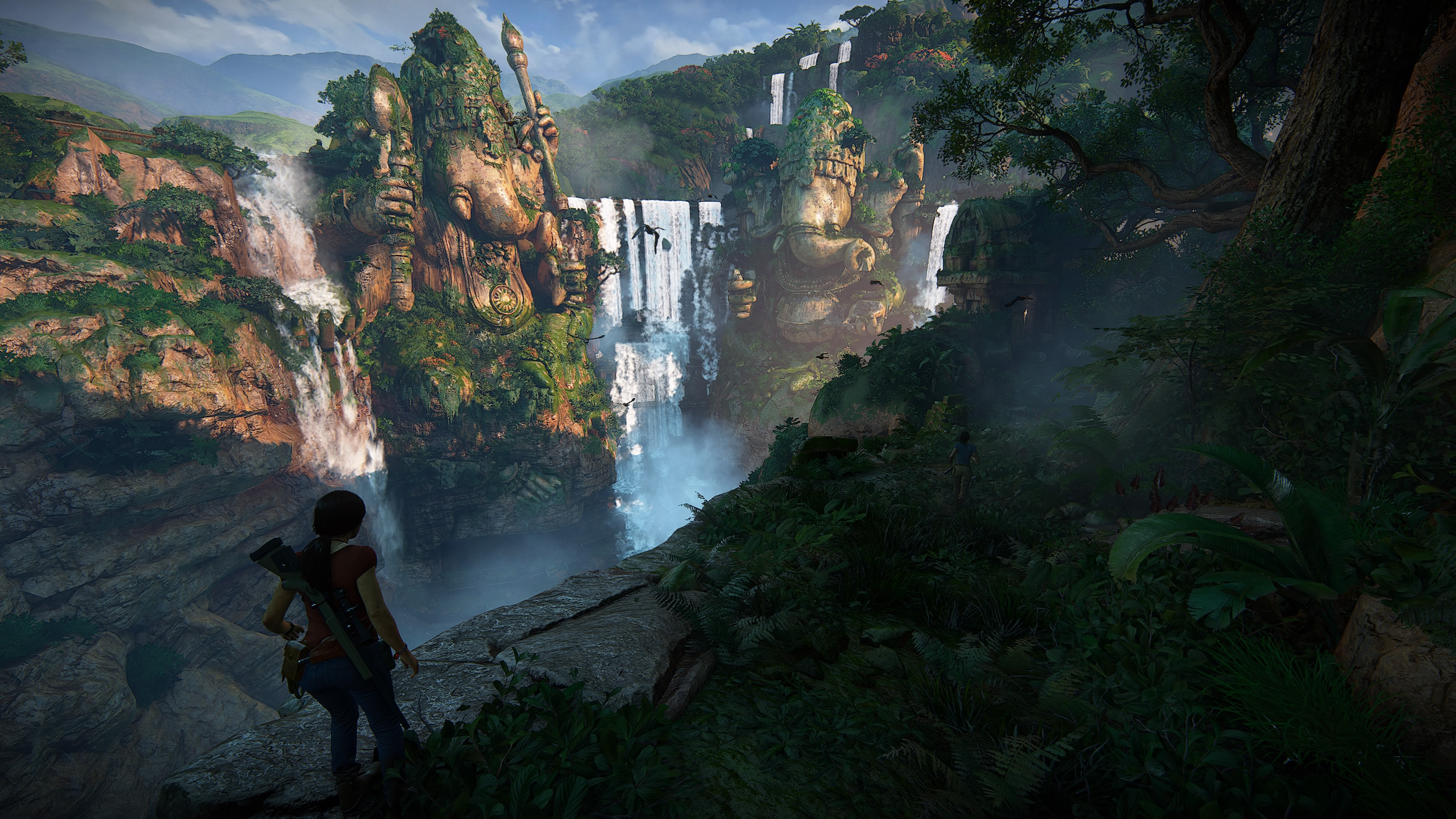 Uncharted The Lost Legacy 4k Ultra Hd Wallpaper