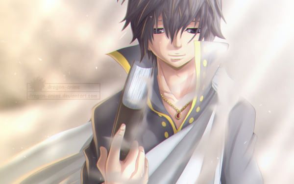 Anime Fairy Tail Zeref Dragneel HD Wallpaper | Background Image