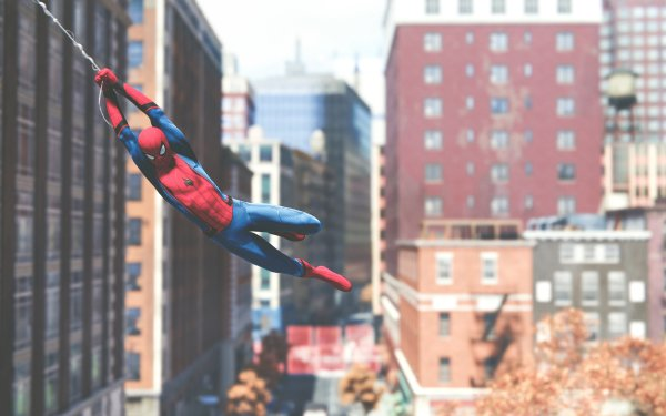 Video Game Spider-Man (PS4) Spider-Man Spider-Man: Homecoming Marvel Comics HD Wallpaper   Background Image