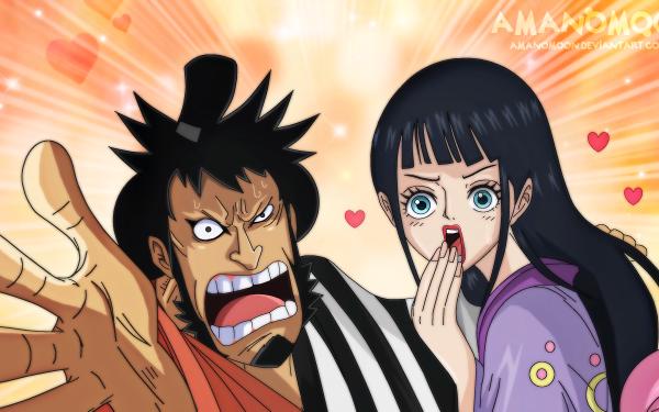Anime One Piece Kiku Kin'emon HD Wallpaper | Background Image