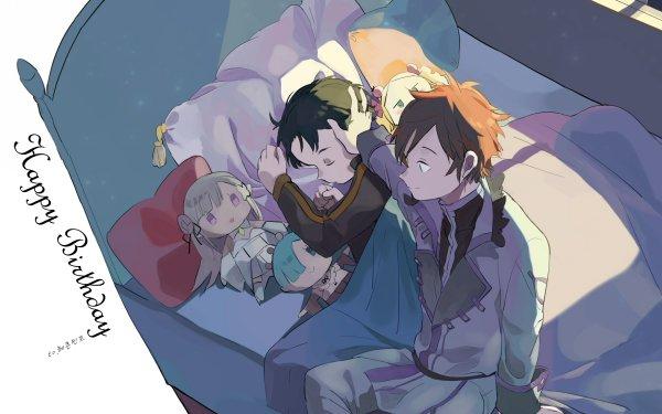 Anime Re:ZERO -Starting Life in Another World- Subaru Natsuki Sleeping Doll Emilia Rem Beatrice Reinhard van Astrea HD Wallpaper   Background Image