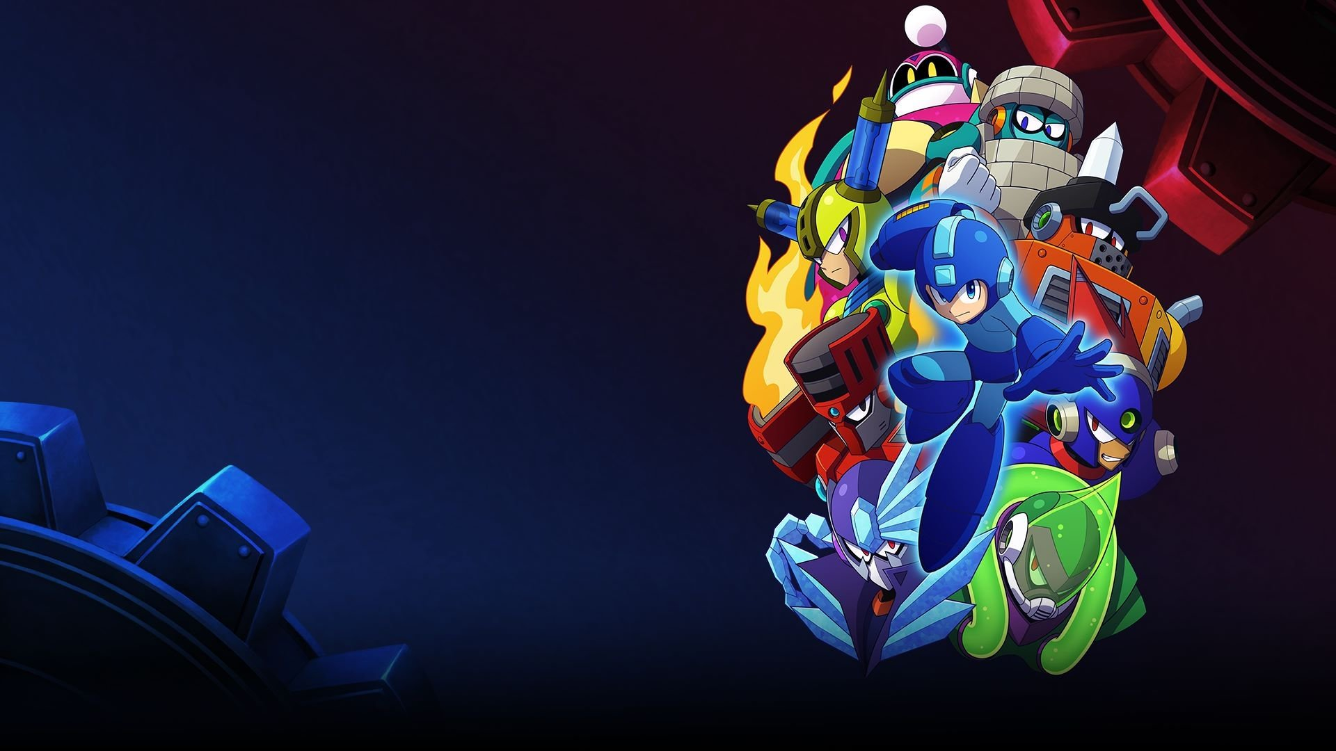 10 Mega Man 11 HD Wallpapers