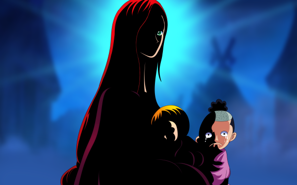 Anime One Piece Kozuki Toki Kozuki Momonosuke Kozuki Hiyori HD Wallpaper   Background Image