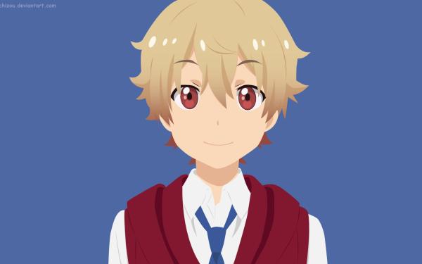 Anime This Art Club Has a Problem! Subaru Uchimaki HD Wallpaper   Background Image