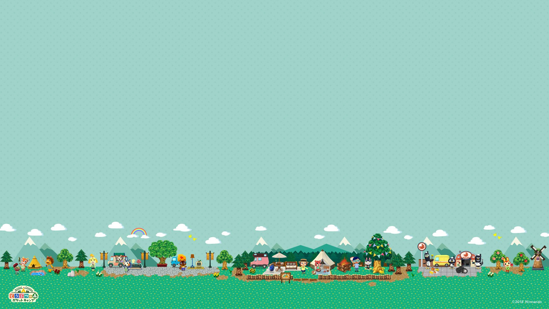 28 Animal Crossing Hd Wallpapers Background Images Wallpaper Abyss