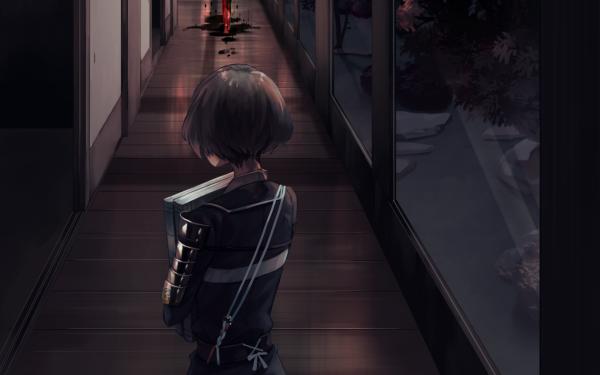 Anime Touken Ranbu Hirano Toushirou HD Wallpaper   Background Image