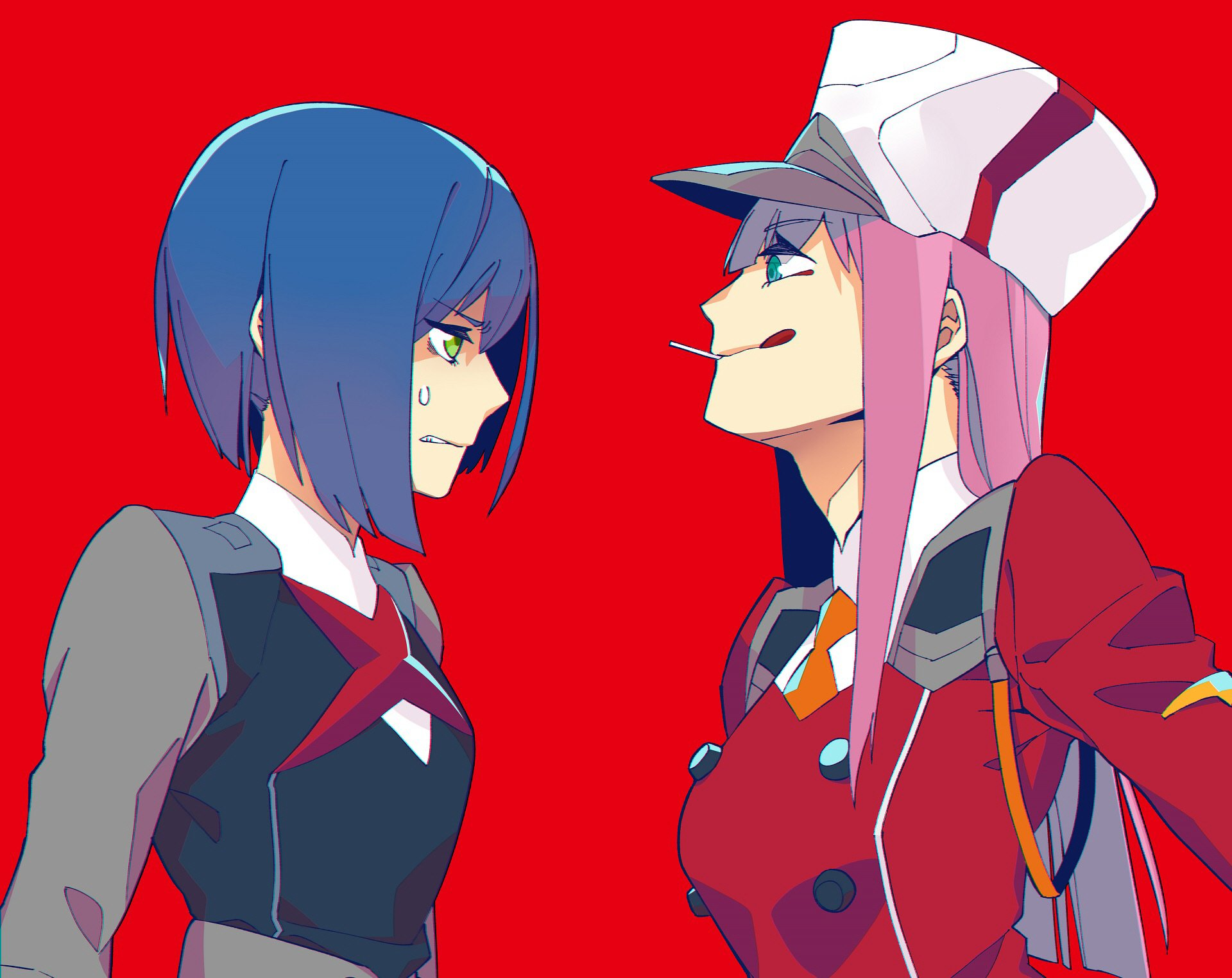 Darling in the FranXX HD Wallpaper   Background Image ...