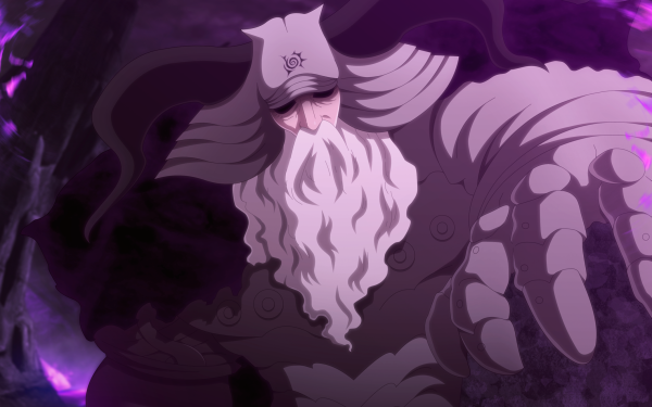 Anime The Seven Deadly Sins Demon King HD Wallpaper | Background Image