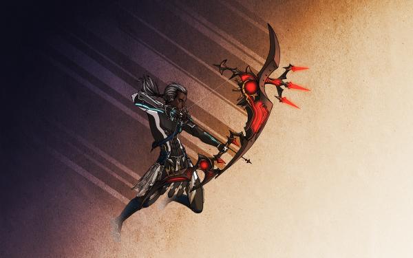 Video Game Final Fantasy XIV: A Realm Reborn Final Fantasy Elezen HD Wallpaper | Background Image