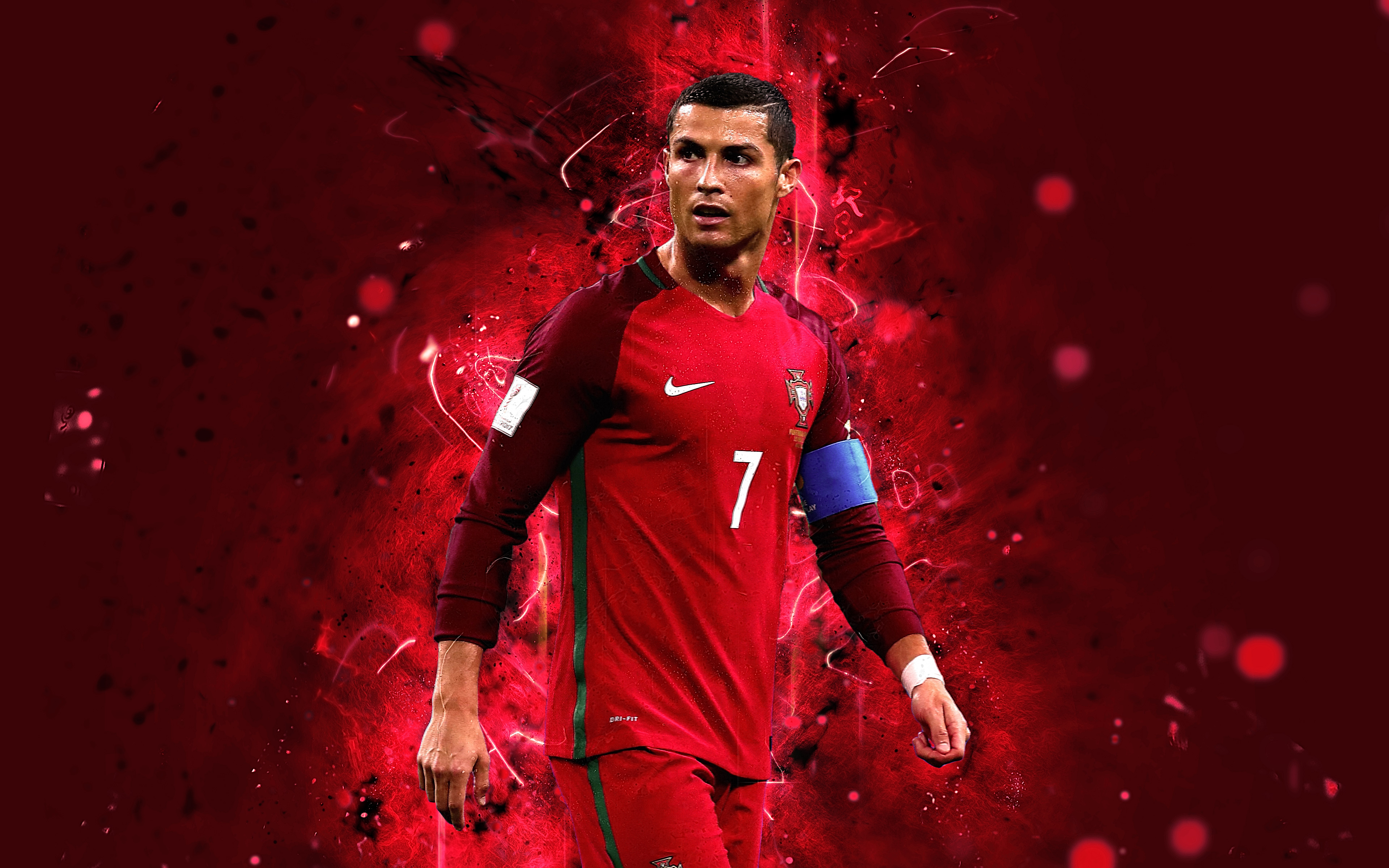 Cristiano Ronaldo - Portugal 4k Ultra HD Wallpaper | Background Image |  3840x2400 | ID:961948 - Wallpaper Abyss