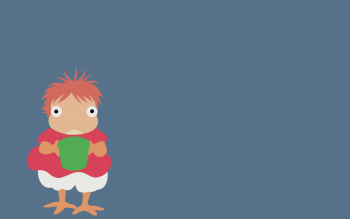 6 Ponyo Hd Wallpapers Background Images Wallpaper Abyss