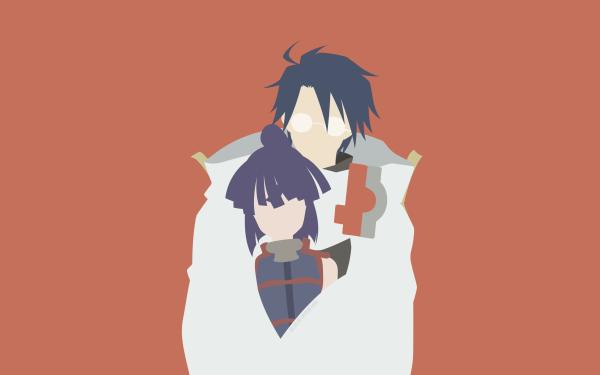 Anime Log Horizon Akatsuki Shiroe Fondo de pantalla HD | Fondo de Escritorio