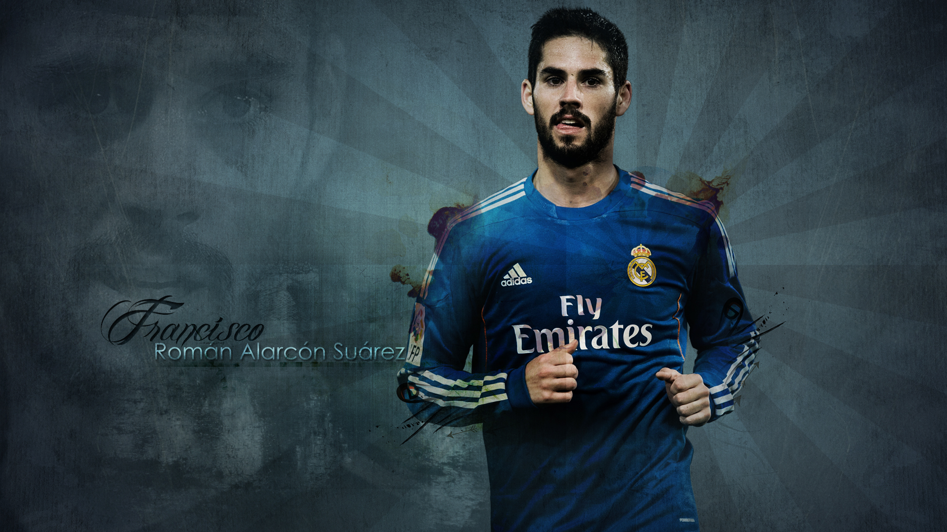 Isco Alarcon Real Madrid Hd Wallpaper Background Image