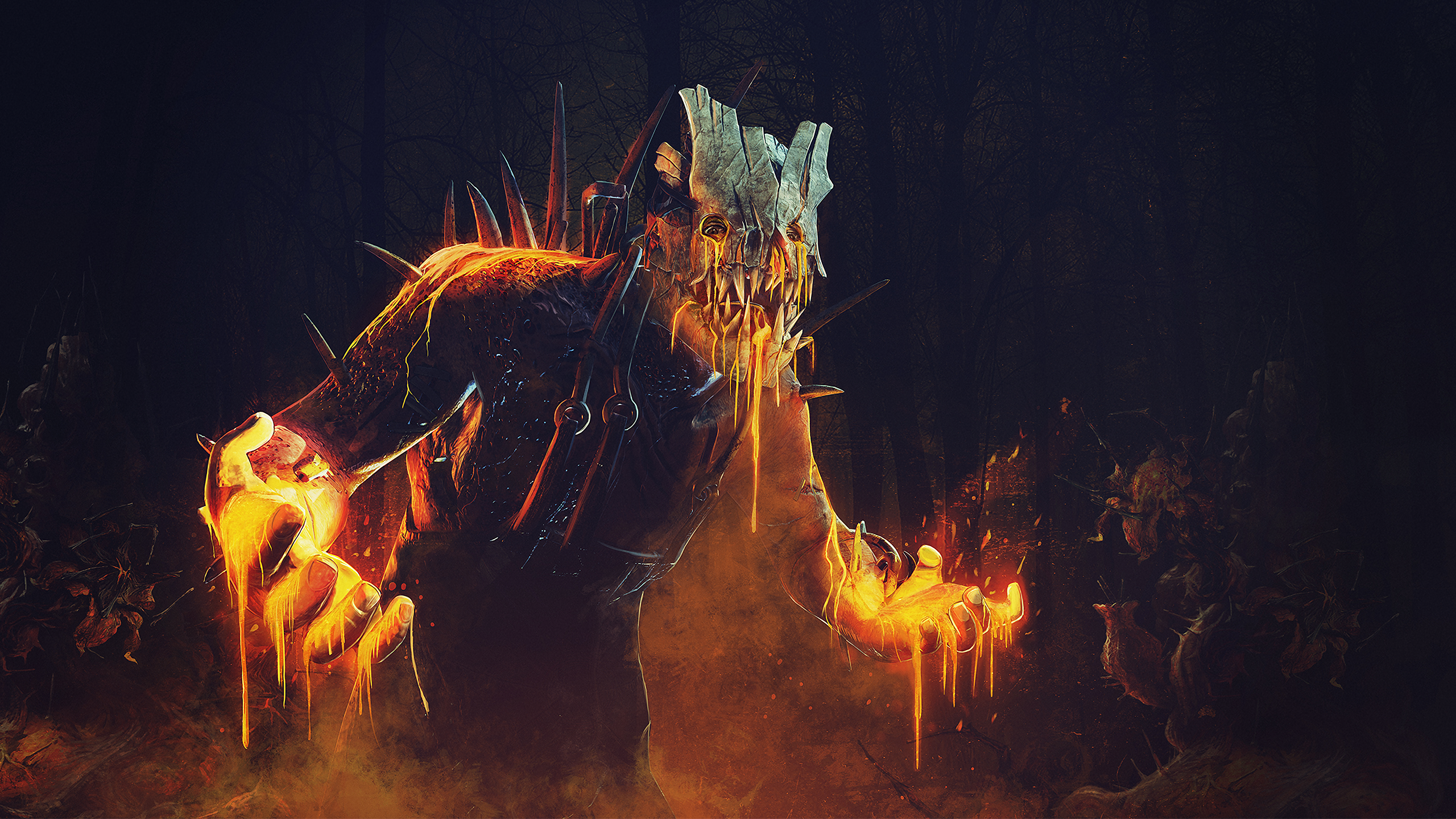 Dead By Daylight Hd Wallpaper Background Image 2560x1440 Id