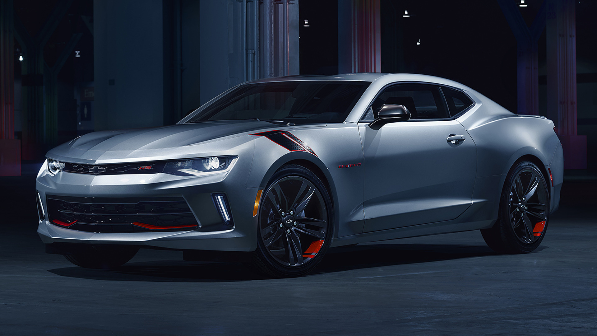 2017 Chevrolet Camaro Rs Hd Wallpaper Background Image