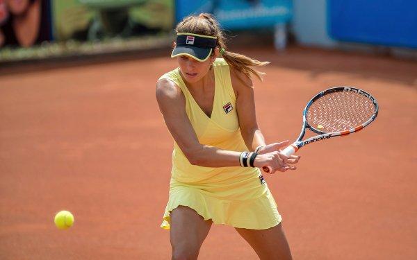 Sports Julia Görges Tennis Julia Goerges German HD Wallpaper | Background Image
