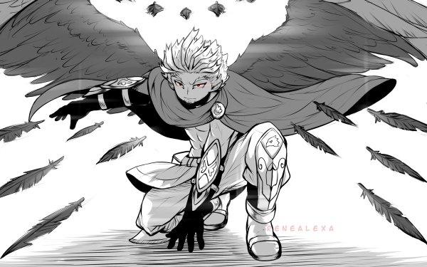Anime My Hero Academia Hawks HD Wallpaper | Background Image