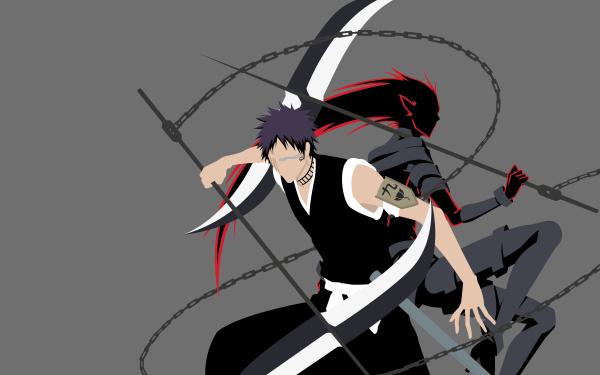 Anime Bleach Hisagi Shūhei Kazeshini HD Wallpaper | Background Image