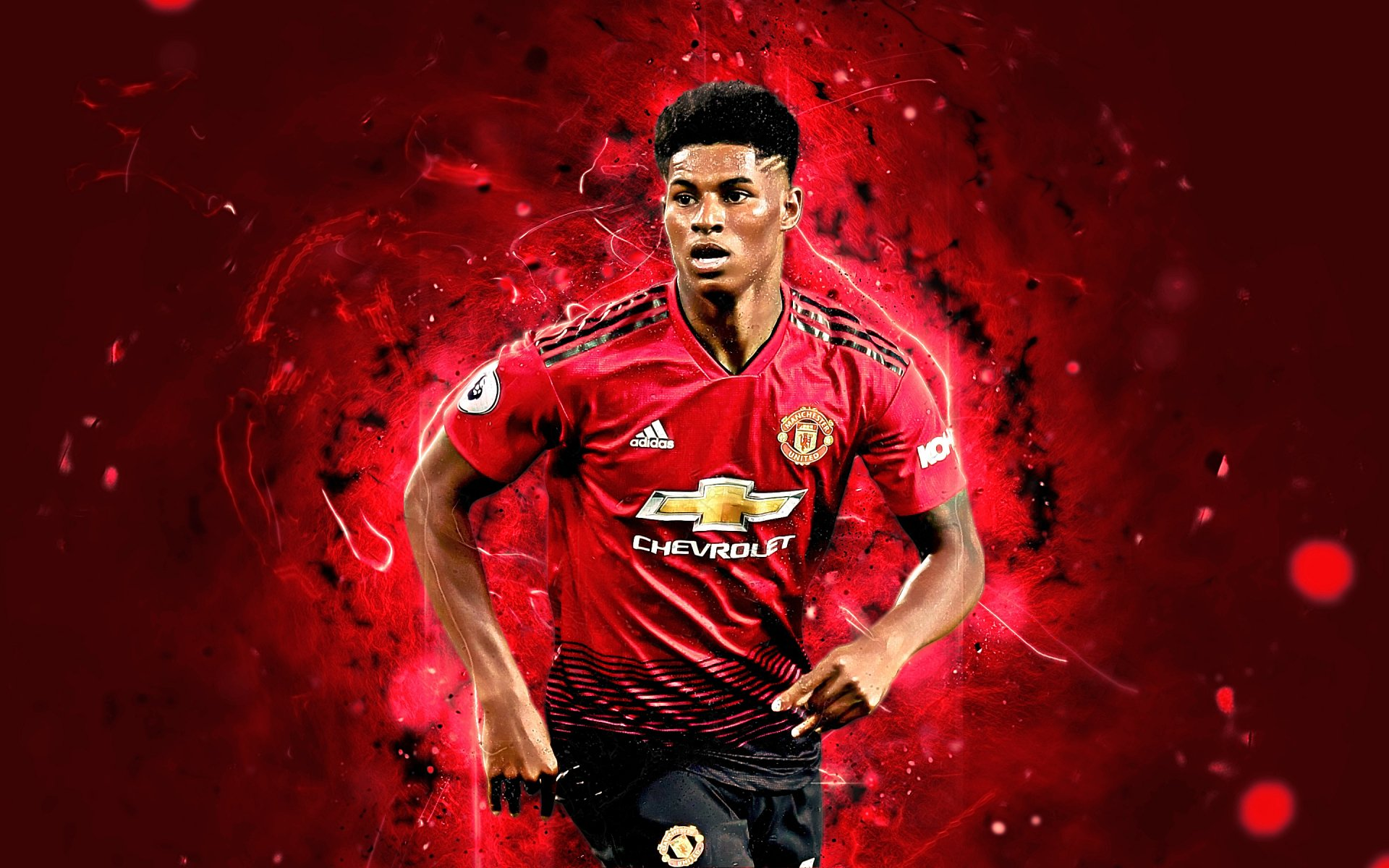 22 Marcus Rashford Hd Wallpapers Background Images Wallpaper Abyss