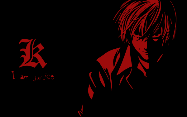 Anime Death Note Light Yagami HD Wallpaper | Background Image