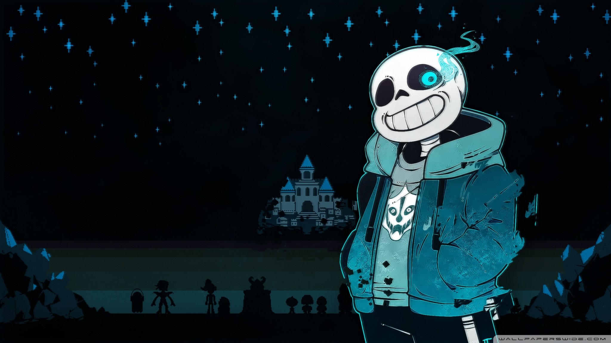 Undertale HD Wallpaper | Background Image | 2048x1152 | ID:969416 - Wallpaper Abyss