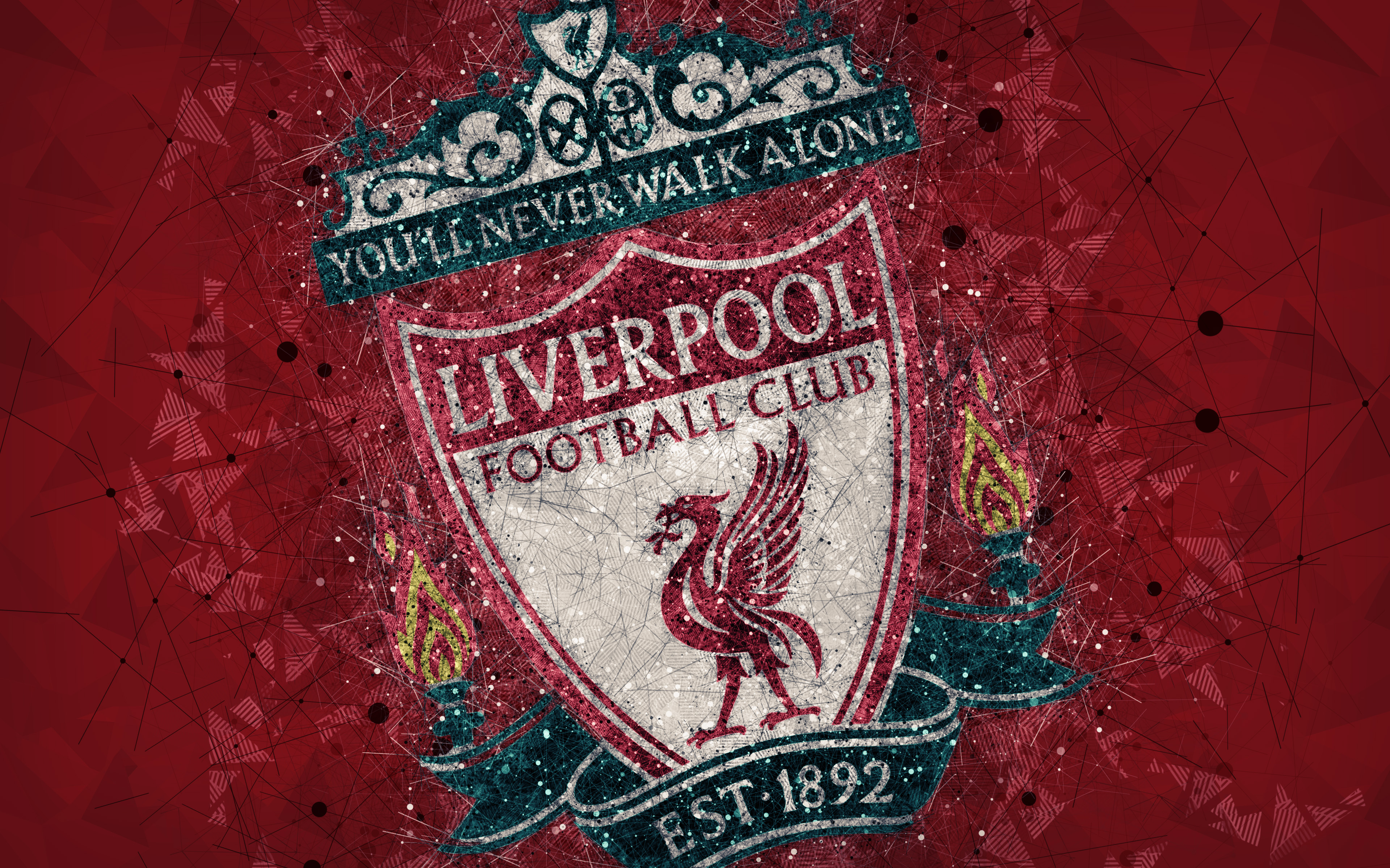 Liverpool Logo 4k Ultra Hd Wallpaper Background Image 3840x2400 Id 969474 Wallpaper Abyss