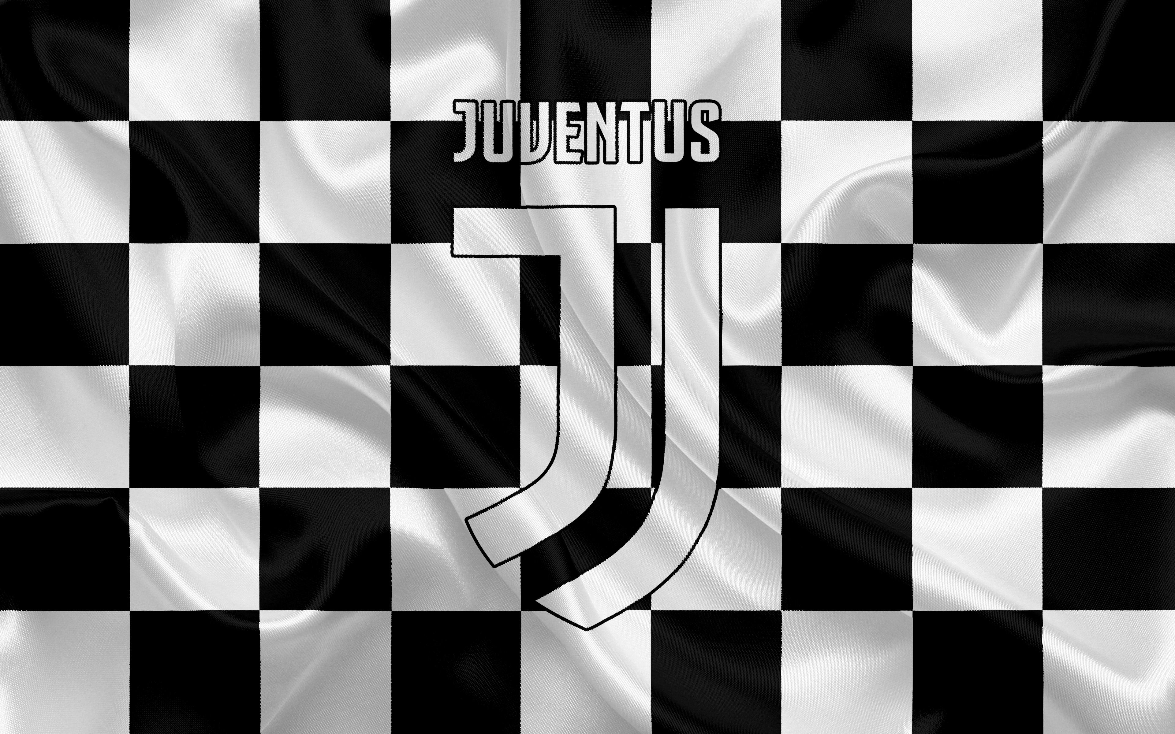 Juventus Logo 4k Ultra Hd Wallpaper Background Image 3840x2400